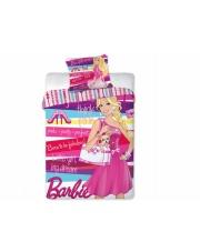 Bawełniana pościel Barbie Pink 160x200