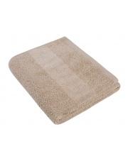 Beżowy ręcznik Soho 70x140 bawełna w sklepie Dedekor.pl