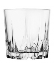 Komplet 6 szklanek do whisky Karat 300ml w sklepie Dedekor.pl