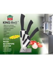 Noże ceramiczne w bloku KH 5160 w sklepie Dedekor.pl