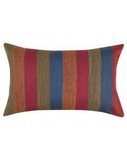 Ozdobna poduszka w paski Multi Kolor Stripes 30x50 w sklepie Dedekor.pl