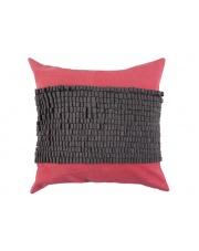 Kwadratowa poduszka ozdobna Fiolet Chic 40x40 w sklepie Dedekor.pl
