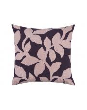 Dekoracyjna poduszka z bawełny Fiolet Twigs 40x40 w sklepie Dedekor.pl