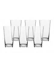 Klasyczny komplet 6 szklanek 350 ml BASIC