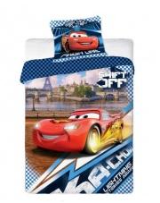 Pościel dla chłopca Cars w Paryżu w sklepie Dedekor.pl