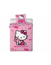 Pościel dziecięca Hello Kitty 160/200 cm w sklepie Dedekor.pl