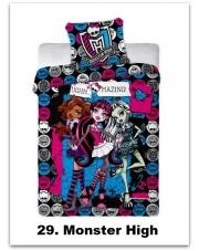 Pościel dla dziewczynki Monster High 160x200 w sklepie Dedekor.pl