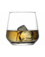 Elegancka szklanka niska do whisky Glasmark 310 ml w sklepie Dedekor.pl