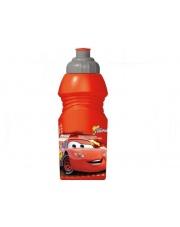 Dziecięcy bidon eco Cars Disney 375 ml czerwony