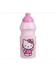 Bajkowy bidon dla dzieci eco Hello Kitty 375 ml