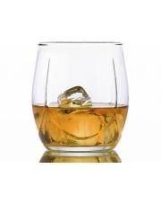 Ozdobna szklanka niska do whisky 300 ml w sklepie Dedekor.pl