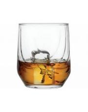 Gustowna szklanka niska do whisky 280 ml w sklepie Dedekor.pl