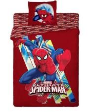 Komplet pościeli dla dzieci Spiderman Red 140x200 w sklepie Dedekor.pl