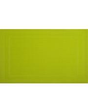 Limonkowa mata na stół 30x45 cm