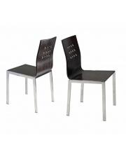 Klasyczne krzesła KC-016MD firmy Bonus