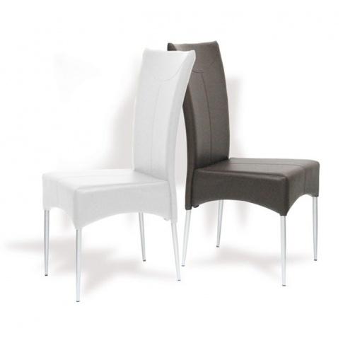 Stylowe krzesło KS-020 PU firmy Bonus w sklepie Dedekor.pl