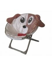 Krzesełko dziecięce składane PIESEK w sklepie Dedekor.pl
