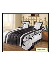 Komfortowa narzuta na łóżko Black Elana 240x260 w sklepie Dedekor.pl