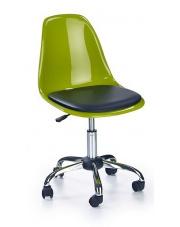 Fotel młodzieżowy COCO kolor zielony w sklepie Dedekor.pl