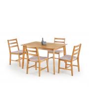 Zestaw stołowy dla 4 osób ELBERT w sklepie Dedekor.pl