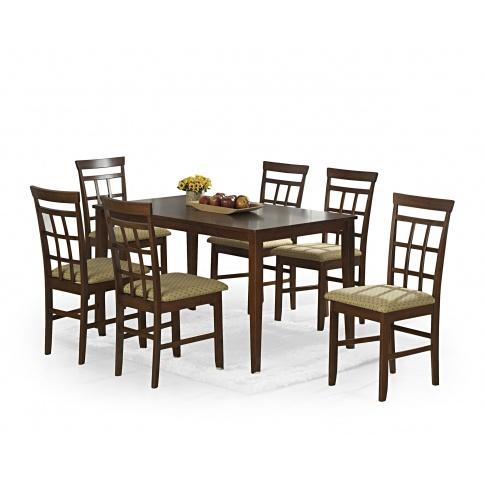 Drewniany stół rodzinny JONNY BIS w sklepie Dedekor.pl