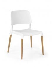 K163 krzesło kremowe w sklepie Dedekor.pl