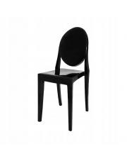 fantastyczne krzesło czarne