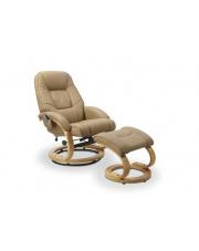 MATADOR rozkładany fotel z funkcją masażu beżowy w sklepie Dedekor.pl