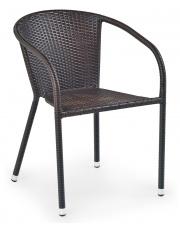Krzesło z rattanu MIDAS