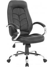 SPIRIT fotel gabinetowy czarny