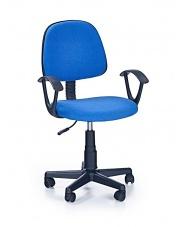 Fotel młodzieżowy AXER niebieski w sklepie Dedekor.pl