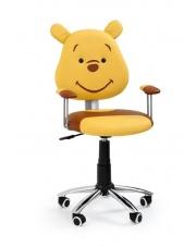 Krzesło obrotowe na kółkach KUBUŚ