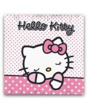 Poszewka Hello Kitty 100% bawełna 40x40 cm w sklepie Dedekor.pl