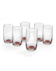 Szklanki do drinków z motywem panterki