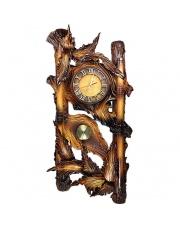 Zegar ścienny z termometrem 18ze/te w sklepie Dedekor.pl