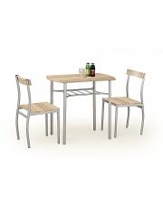 Zestaw stołowy dla dwóch osób LANCE kolory w sklepie Dedekor.pl