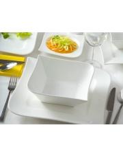 Serwis obiadowy porcelanowy  FALA 18 elem w sklepie Dedekor.pl
