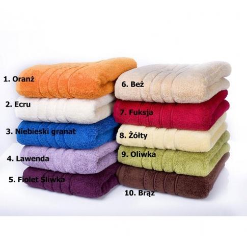 Ręczniki Super Soft 50x90 590GSM w sklepie Dedekor.pl