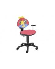 Fotel młodzieżowy Animal Papuga