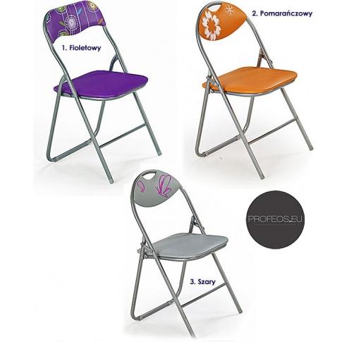 Krzesełko dla Dziecka Foxi -3 kolory w sklepie Dedekor.pl
