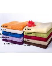 Ręczniki Bamboo Soft 590GSM 50x90