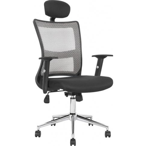Komfortowy fotel do pracy NEON w sklepie Dedekor.pl