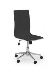TIROL rewelacyjny fotel pracowniczy czarny