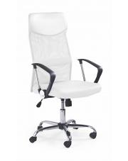 Komfortowy fotel pracowniczy VIRE biały