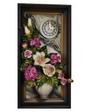 Zjawiskowy obraz z zegarem 7ZE/759 w sklepie Dedekor.pl