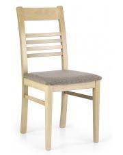 Krzesło z drewna litego JULIUSZ dąb sonoma
