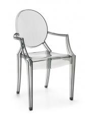 K91 stylowe krzesło dymione