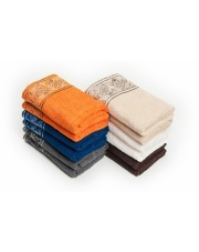 Ręcznik bawełniany Ottoman 70x130 cm kolory w sklepie Dedekor.pl