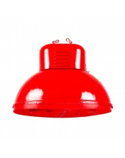 Nowoczesna lampa GONZO czerwona
