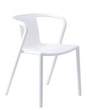 Białe krzesło White
